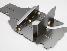 TM Square - Oil Pan Baffle Plate