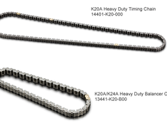 Toda - Heavy Duty Chain