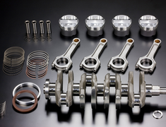 Toda - High Power Profile Piston - 2ZZ Kit