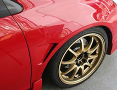 J's Racing - Front Wide Fenders