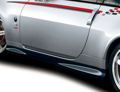 Nismo - Side Skirt Set - 350Z