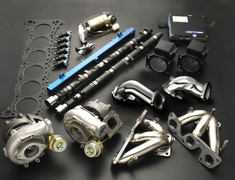 Tomei - ARMS NEO Hard Tune Turbine Kit - Nissan RB26DETT