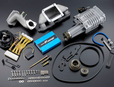 Greddy - Super Charger Kit - Replacement Parts