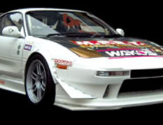 Sexy Style - Aero Parts - MR2