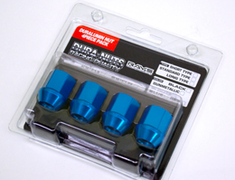 Short Type/4 Hole Dura Nut - 4 Piece Set