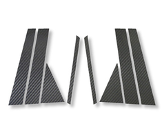 Hasepro  - Carbon Fibre Pillar Set