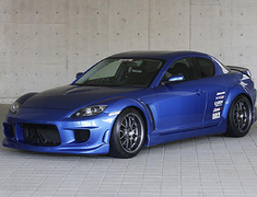 Ings - N-Spec Body Kit - RX8