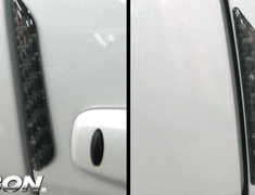 Hasepro  - Carbon Door Protector