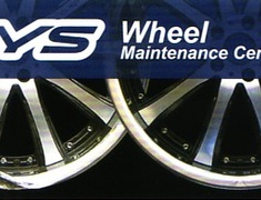 RAYS - Rays Wheel Maintenance