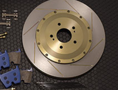 Grex - Brake System - Repair Rotors
