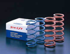 Swift Springs - Helper Spring + Spacers + Sheets