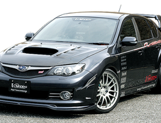 Varis - Extremor Body Kit - Subaru WRX GRB