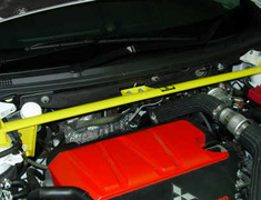 Alpha Motorsports - Rigid Strut Tower Bar