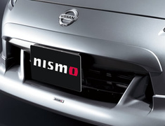 Nismo - Front Nose Finisher - 370Z