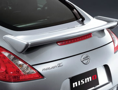 Nismo - Rear Decklid Spoiler - 370Z
