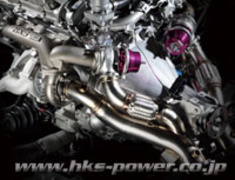 HKS - 2011 Campaign - GT800 Racing Spec Package