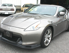 Top Secret - G-Force Aero - 370Z Z34