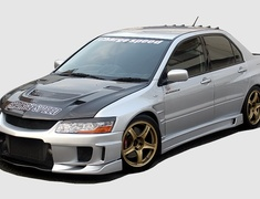 ChargeSpeed - T2 Body Kit - Evo VII/VIII/IX
