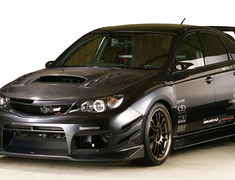Varis - Extremor Body Kit - Subaru WRX GRB 09 Version