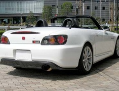 Seeker - Rear Under Spoiler - Type-S