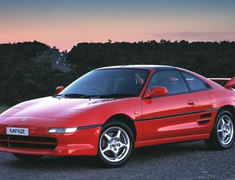 Toyota - OEM Parts - MR2 SW20
