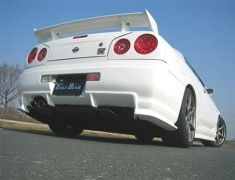 East Bear - Rear Bumper &amp; Diffuser - R34