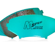 Project Mu - Brake Pads - M Spec