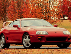 Toyota - OEM Parts - Supra JZA80