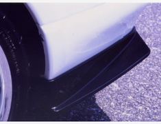 Hasemi Motor Sport - Rear Side Skirts