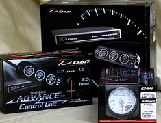 Defi - ADVANCE BF Gauge Set