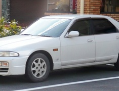 Nissan - OEM Parts - R33 GTS
