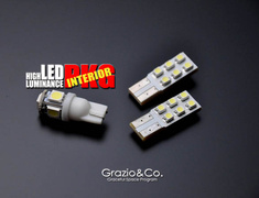 LED Interior Set PKG Set B White 