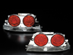 Clear World - Indicators and Rear Tail Lamps