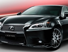 TRD - Lexus GS450 Aero Parts