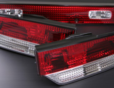 D-Max - Crystal Tail Light