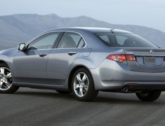 Honda - 2013 Acura TSX