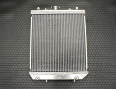 Half Way - Aluminum Radiator