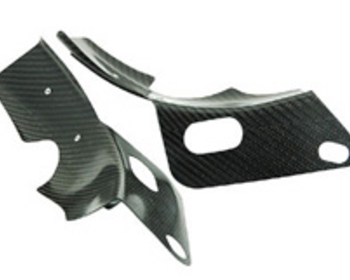 Prova - Carbon Brake Cooling Duct