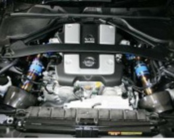 Top Secret - Z34 Super Induction Kit