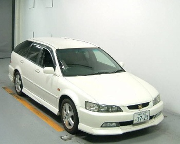 Honda - OEM Parts - Accord - GH-CH9