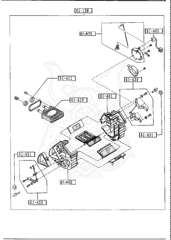 Car left Right Interior Door Handle Inner Door For BMW 3 series E90 E91 C3H5