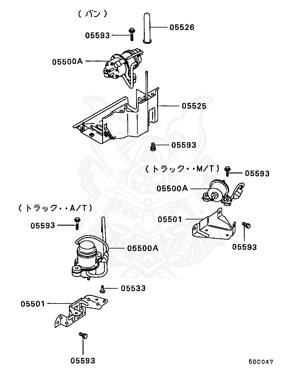 Flat Filter Mitsubishi Minicab Air Filter U62T//U42T//U19T//U15T *****NEW*****