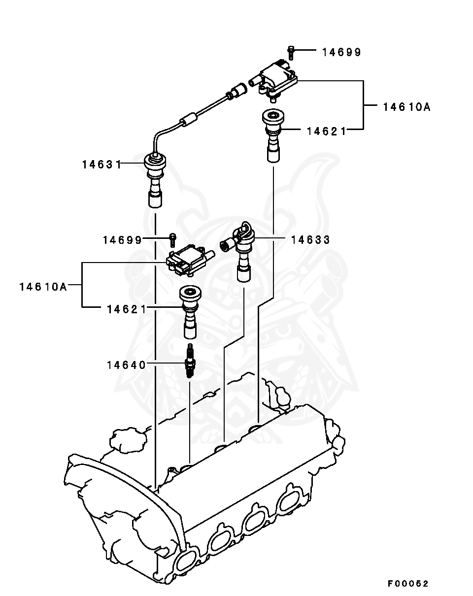 Mitsubishi Evolution 8 Wiring Diagram