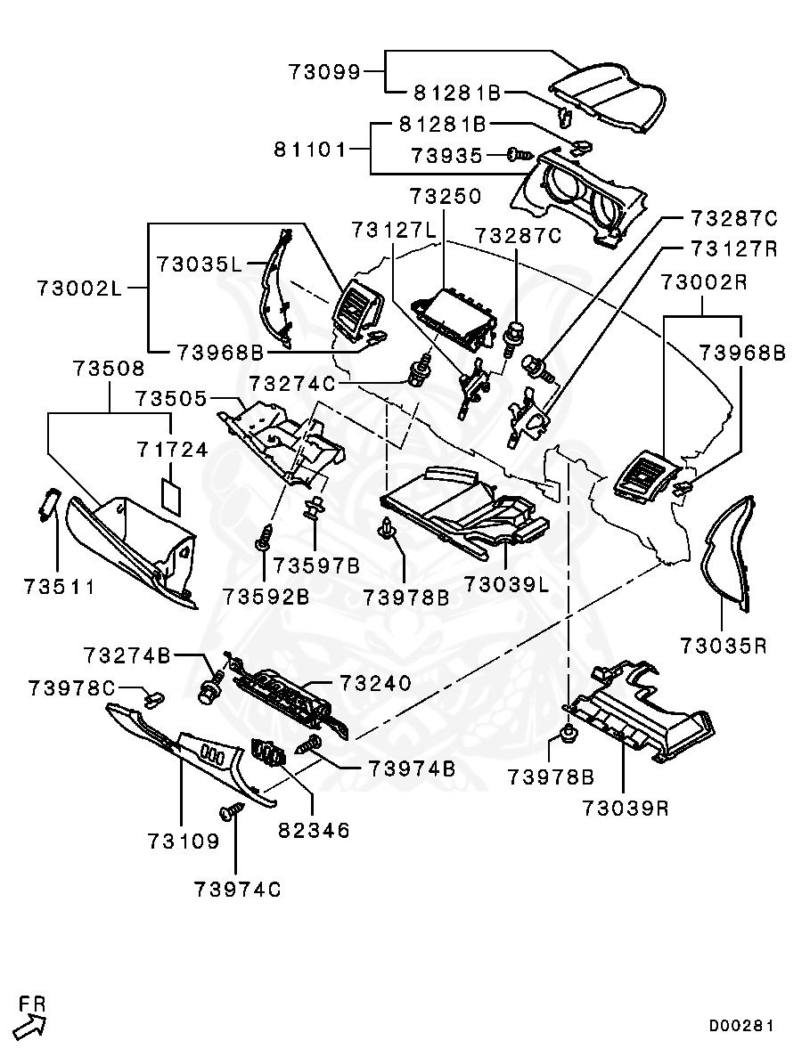 211  BE211   4D30  24V x4 121 Fit Plug Glow Mitsubishi N-FE101