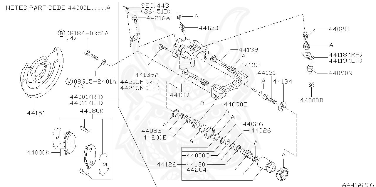 Nissan - Pin