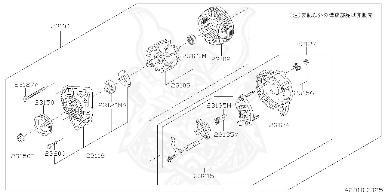 Sr20det Engine Diagram