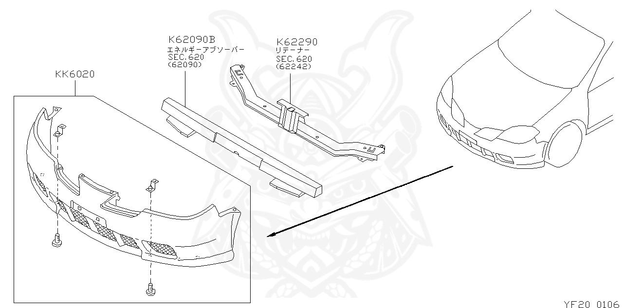 Nissan Primera P12 Engine Wiring Diagram