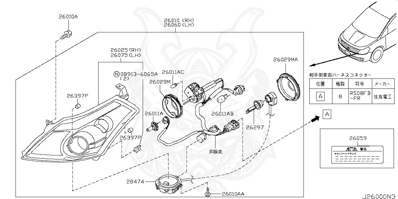 Wiring Diagram Nissan Presage