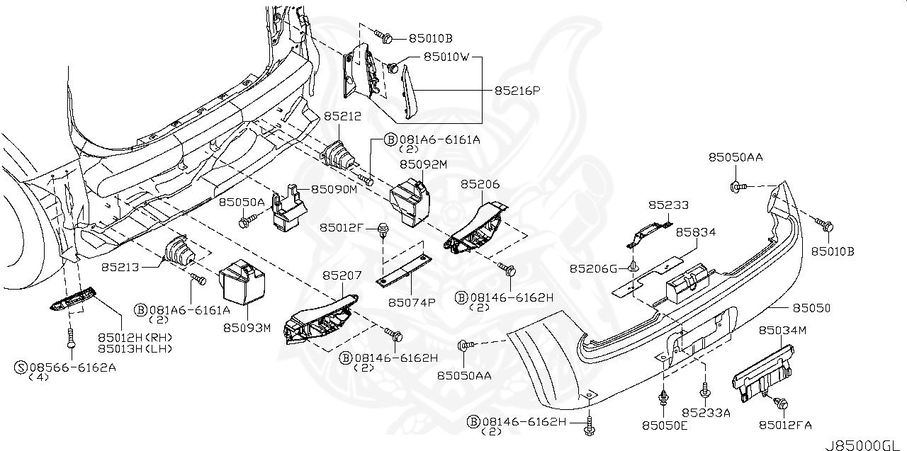2010 Nissan Cube Engine Diagram