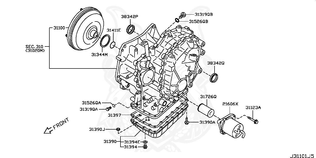 Nissan - Magnet
